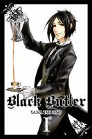 Book Cover of The Black Butler