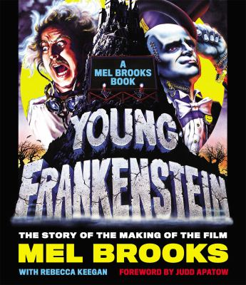 Young Frankenstein, Making Of book cover