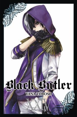 Black butler. 24