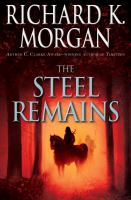 The Steel Remains book cover