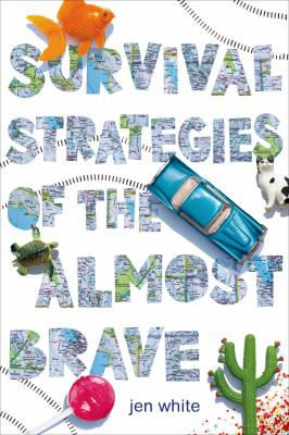 Survival strategies of the almost brave