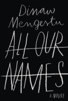 Cover of All Our Names