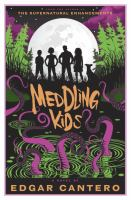 Meddling Kids book cover