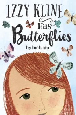 Izzy Kline has butterflies :