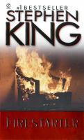 Firestarter book cover