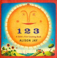 1 2 3: A Child's First Counting Book book cover