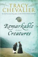 Remarkable Creatures book cover