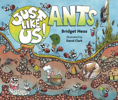 Just like us!, ants