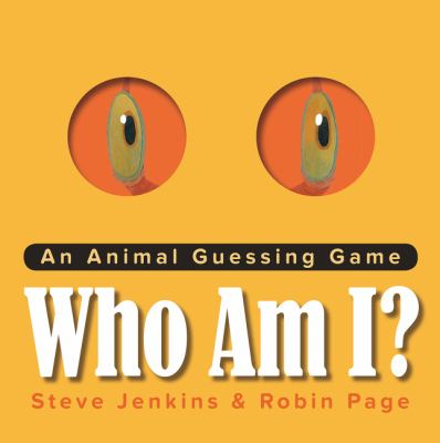 Who am I : an animal guessing game