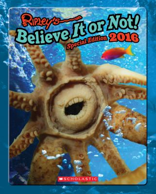 Ripley's believe it or not! :