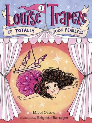 Louise Trapeze is totally 100% fearless, almost