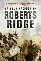 Roberts Ridge