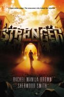 Stranger book cover