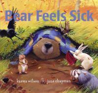 Bear Feels Sick book cover