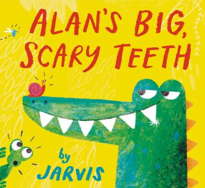 Alan's big, scary teeth by Jarvis.