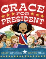 Grace for President book cover
