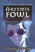 Artemis Fowl  by Eoin Colfer and Andrew Donkin