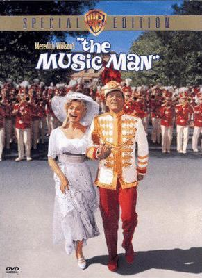 Music Man movie cover