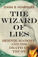 Wizard of Lies book cover