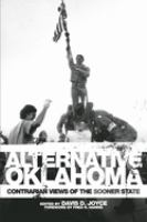 Alternative Oklahoma: contrarian views of the Sooner State book cover