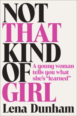 Not that kind of girl :