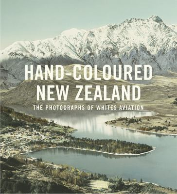 Hand-coloured New Zealand by Peter Alsop.
