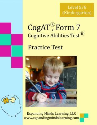 CogAT, form 7 practice test :