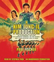 A Kim Jong-Il Production book cover