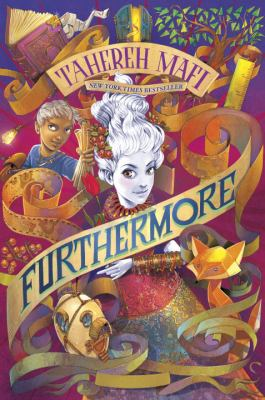 Furthermore by Tahereh Mafi.