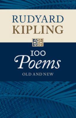 100 poems: rudyard kipling