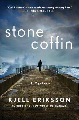Stone coffin :