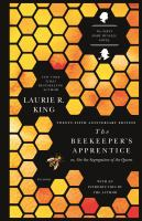 The Beekeepers Apprentice book cover