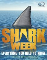Shark Week: Everything you need to Know book cover