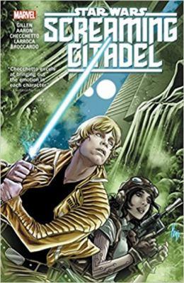 Star Wars. Screaming citadel