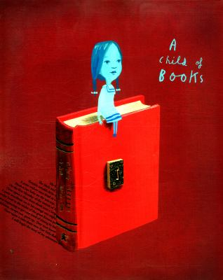 A child of books by Oliver Jeffers.