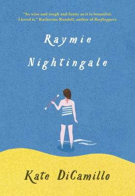 Raymie Nightingale by Kate DiCamillo.