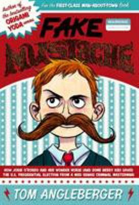 Fake mustache :
