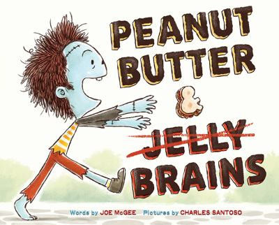 Peanut butter & brains :