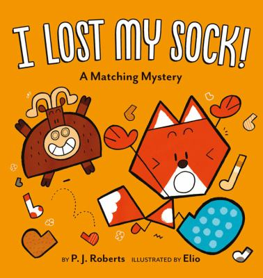 I lost my sock! :