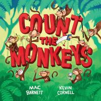Count the Monkeys book cover