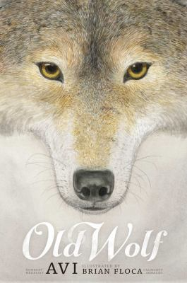 Old wolf :