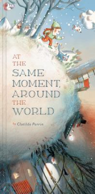 At the same moment, around the world