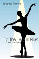 To the Lady in Blue: A Collection of Poetry