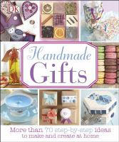 Cover of the book Handmade Gifts