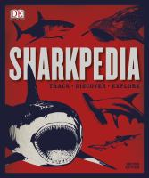 Sharkpedia book cover