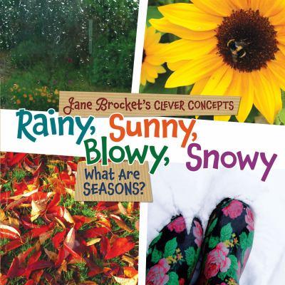 Rainy, sunny, blowy, snowy :