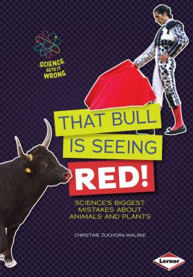 That bull is seeing red! :