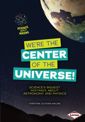 We're the center of the universe! :