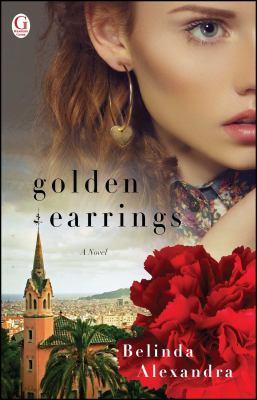 Golden earrings :