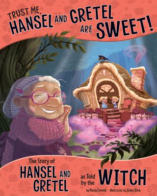 Trust me, Hansel and Gretel are sweet! :